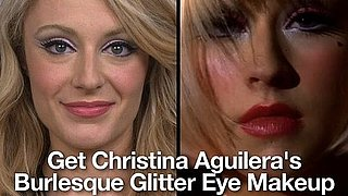 How to Get Christina Aguilera's Makeup Look From Burlesque