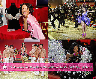 15 Top Moments From the 2010 Victoria's Secret Fashion Show