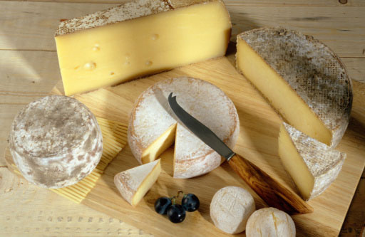 Healthy Cheese Tips