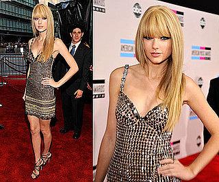 Taylor Swift at 2010 American Music Awards
