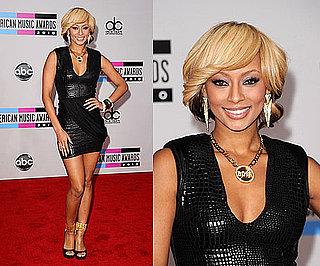 Keri Hilson at 2010 American Music Awards 2010-11-21 18:04:08