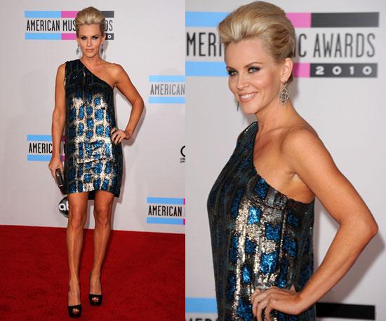 Jenny McCarthy at 2010 American Music Awards