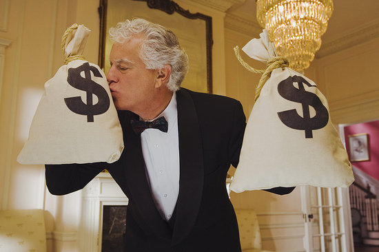 How Do Millionaires Save?