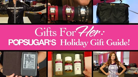 Gift Guide For Her 2010: Christmas and Hannukah Presents For Women