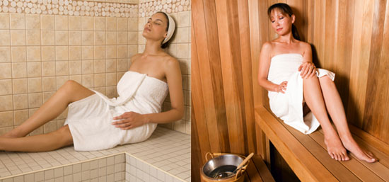 What's Your Preference? Steam Rooms or Saunas