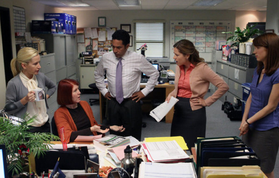 "The Office Recap, Episode ""WUPHF.com"""