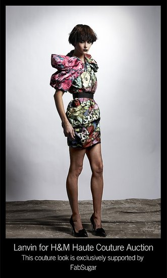 Lanvin For H&M Haute Couture Collection