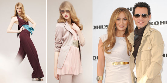 Marks and Spencer's Goes '70s for Spring and Jennifer Lopez Teams Up with Kohls