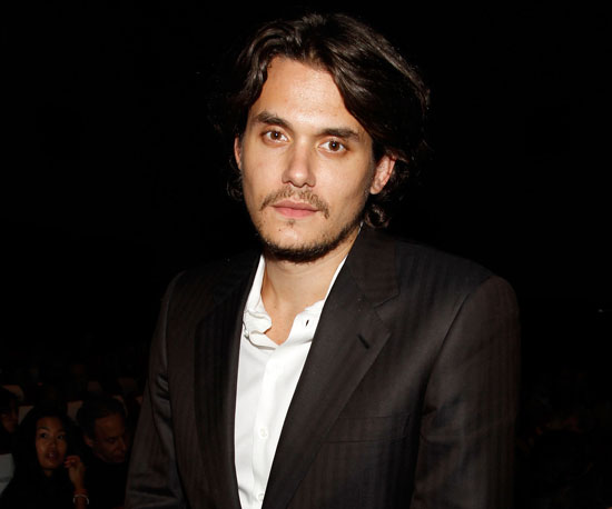 Slide Picture of John Mayer at the Premiere of I Love You Phillip Morris