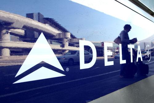 iPads in JFK's Delta Terminal