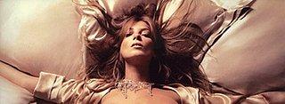A Peek at the Vogue Paris 2011 Calendar, Starring Daria Werbowy
