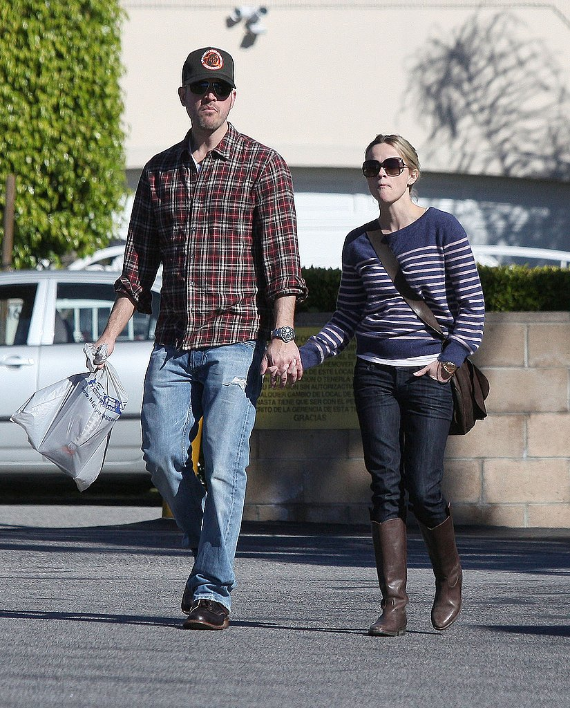 Pictures of Reese Witherspoon and Jim Toth