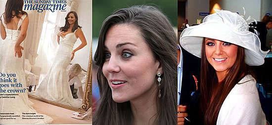 Kate Middleton Look-Alikes For Rent