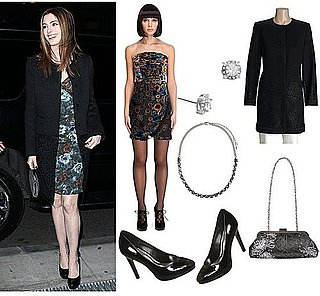 Pictures of Anne Hathaway at the Gotham Independent Film Awards
