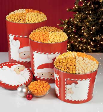 Comparing Cheese, Caramel, and Buttered Popcorn