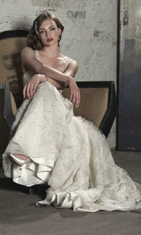 Royal Dress Designer Found: Kate Middleton to Wear Bruce Oldfield on Her Wedding Day?