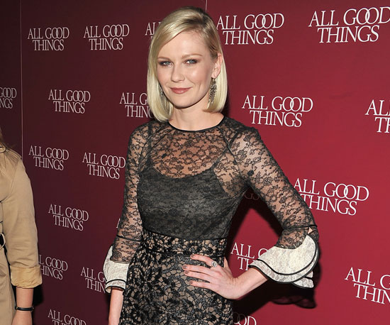 Slide Picture of Kirsten Dunst at the NYC Premiere of All Good Things