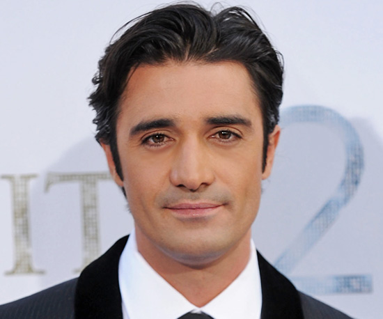 Showering Tips From Gilles Marini
