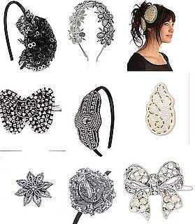 Bold Statement Holiday Hair Accessories