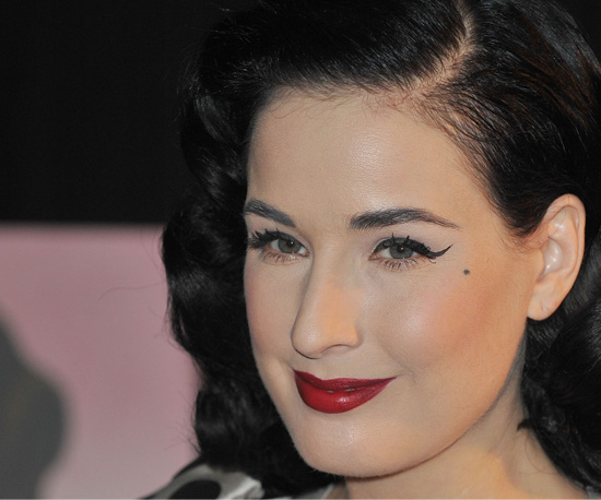 Dita Von Teese Talks About Her Upcoming Book and a Potential Fragrance and Makeup Line