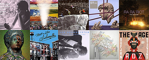 Best Indie Albums of 2010