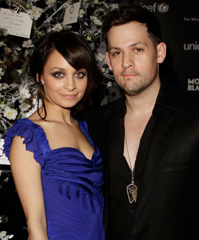 Nicole Richie and Joel Madden Get Married 2010-12-12 13:30:00
