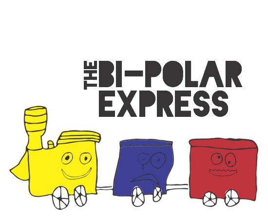 The Bi-Polar Express ($4 to $45)