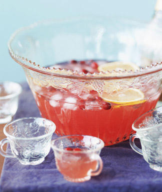 Basic Sparkling Punch Recipe