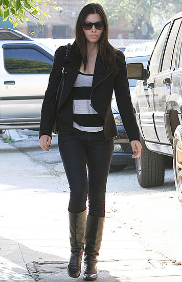Pictures of Jessica Biel, Who Was Just Added to the New Year's Eve Cast, in LA