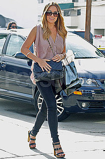Pictures of Lauren Conrad Shopping and Filming Reality Show