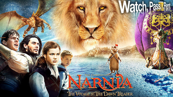 Narnia: The Voyage of the Dawn Treader Movie Review