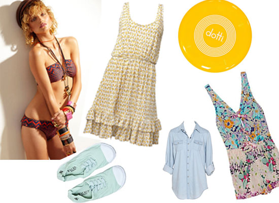 Get Your Beach Holiday Sorted With Fab's Chic And Easy Packing Inspiration!