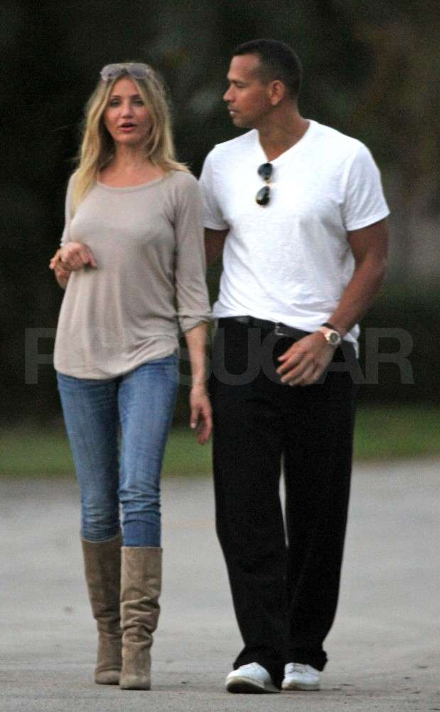 are cameron diaz and a rod still dating