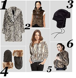 Faux Fur Jackets and Accessories for Winter 2010