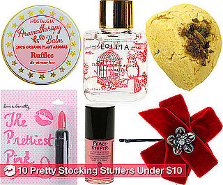 Pretty New Gifts Under $10 For Holiday 2010