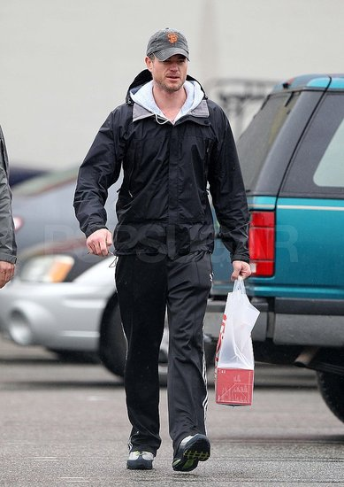 Pictures of Eric Dane Shopping Before Christmas