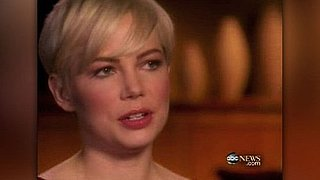 Video of Michelle Williams Talking About Heath Ledger 2010-12-22 16:00:00