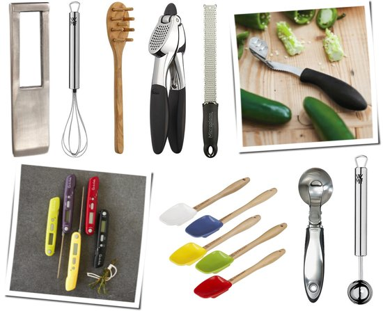 Cheap Food Tools For Holiday Stocking Stuffers