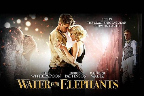 New Water for Elephants Facebook join