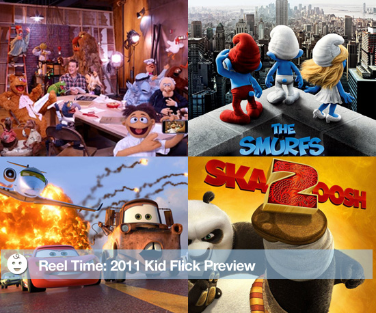 2011 Movies For Kids