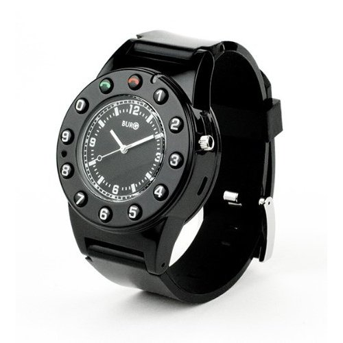 Burg Watch Phonein Midnight Black ($100)