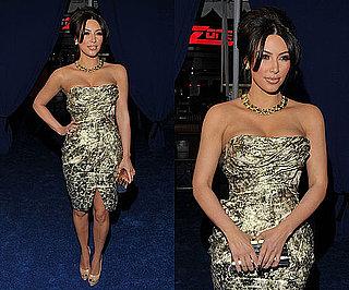 Kim Kardashian at 2011 People's Choice Awards 2011-01-05 18:02:16