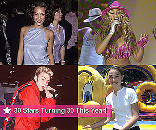 Pictures of Celebrities Turning 30 in 2011