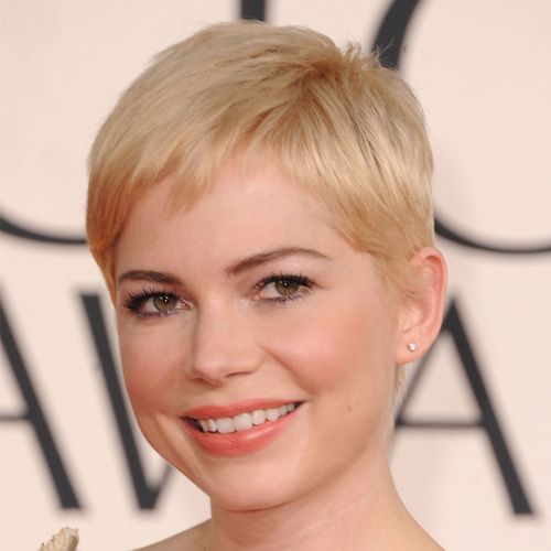 Michelle Williams at Golden Globes 2011