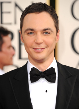 Jim Parsons Wins the Golden Globe For Best Actor in TV, Musical or Comedy For The Big Bang Theory 2011-01-16 18:51:16