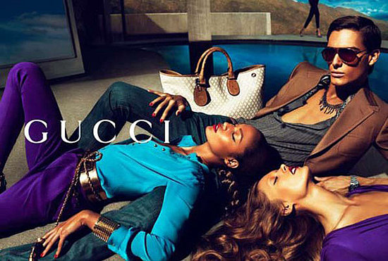 Gucci Spring 2011 Ads
