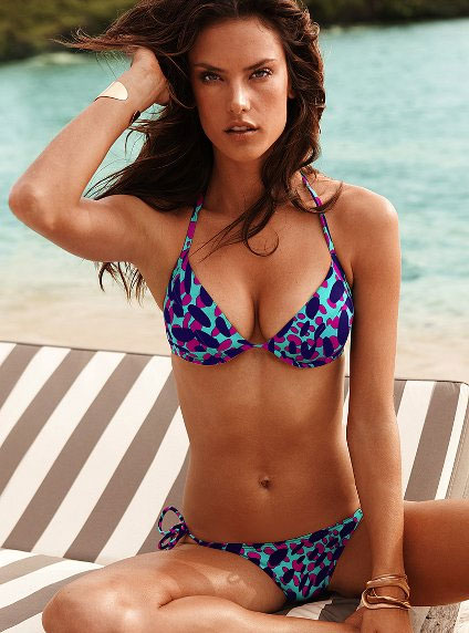 Shop The Sexiest Swimwear From Victoria's Secret 2011 Swim, online!