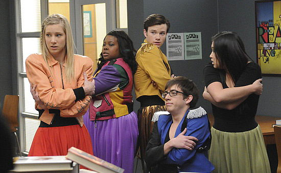 Keeping the Cast of Glee Sweat-Free
