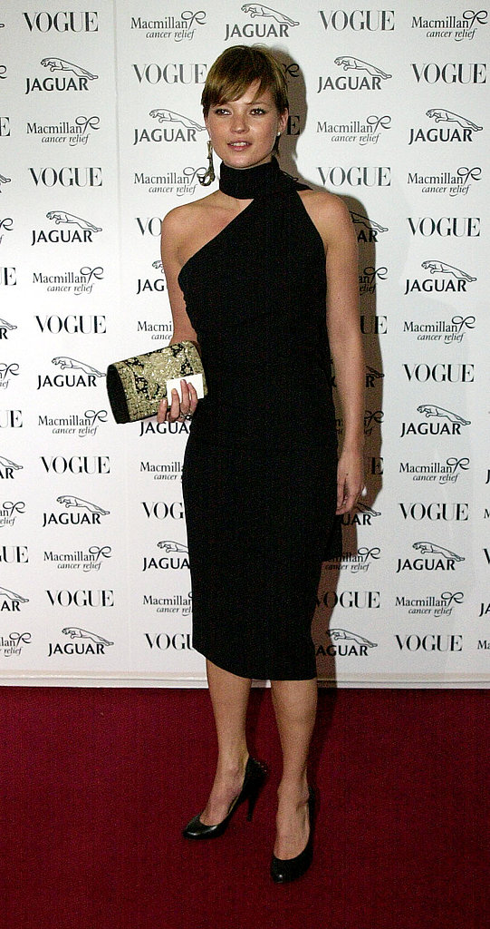 June 2001: Vogue & Jaguar 'It's Fashion' Charity Gala