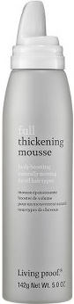 Enter Now and You Could Win Living Proof Full Thickening Mousse 2011-01-20 23:30:00